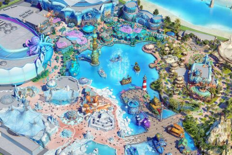 IDEATTACK (CN) - Fields Project Category Marine Parks