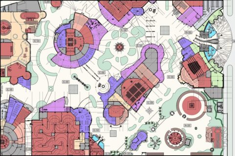 IDEATTACK (CN) - Fields Services Project Master Planning