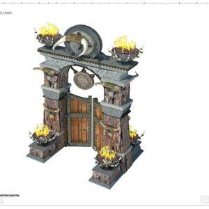 IDEATTACK (KR) - Five Kingdoms 13