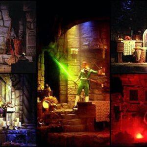 IDEATTACK (KR) - Secrets of Castle O'Sullivan 04
