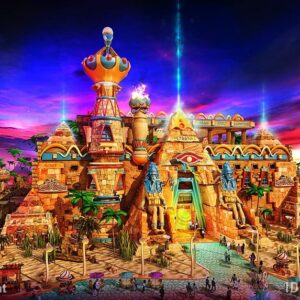 IDEATTACK - Evergrande Fairytale World 03