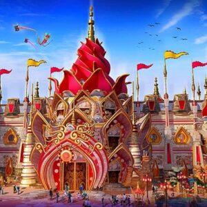 IDEATTACK - Evergrande Fairytale World 04