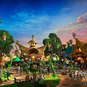 IDEATTACK - Evergrande Fairytale World 06