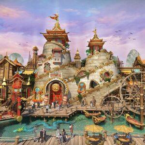 IDEATTACK - Evergrande Fairytale World 07