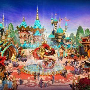 IDEATTACK - Evergrande Fairytale World 10