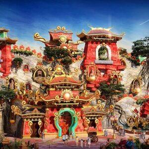 IDEATTACK - Evergrande Fairytale World 11