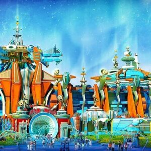 IDEATTACK - Evergrande Fairytale World 16