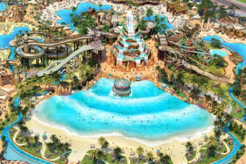 IDEATTACK - Fields Project Category Themed Waterpark