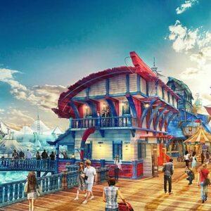 IDEATTACK - Ocean Flower Island Marine Park 05