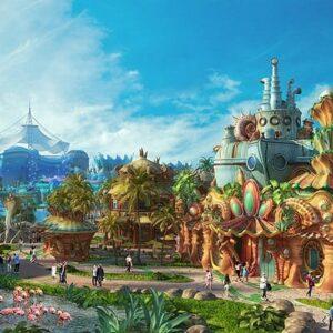IDEATTACK - Ocean Flower Island Marine Park 08