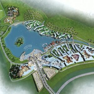 IDEATTACK - Southern China Movie City 01