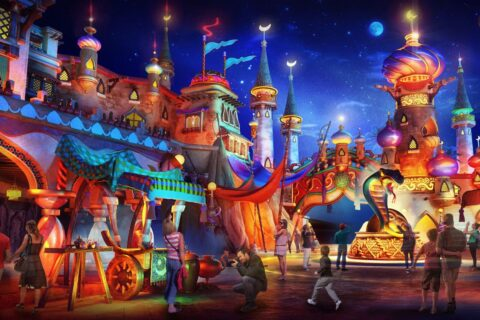 IDEATTACK (RU) - Fields Project Category Theme Parks