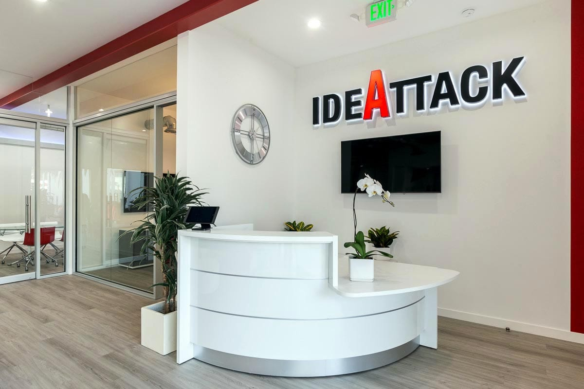 IDEATTACK (SA) - replace Contact Page