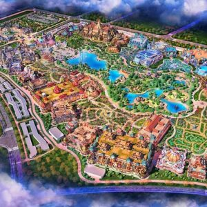 IDEATTACK (VN) - Evergrande Fairytale World 01